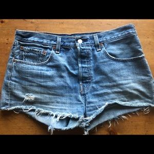 Signature Levi Strauss Jean Shorts